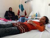 مدير مستشفى ملوى بالمنيا: مصابو تسمم حفل الزفاف بينهم 13 طفلاً
