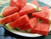 البطيخ يحمى من الإرهاق العضلى والسرطان ويطهر الكلى ويجدد النشاط