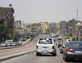 المرور: إعادة فتح كوبرى السيدة عائشة اتجاه القلعة بعد انتهاء التطوير