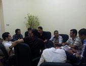 """""""شباب الأحزاب"""" يناقشون تطوير العشوائيات والإعداد لانتخابات المحليات"""