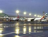 زيادة حركة المسافرين بمطار دبى 1.8% فى يوليو