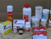 نيابة الوراق ترسل عينات من أدوية غير مرخصة للمعمل الجنائى لفحصها