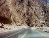 تعرف على خطة تطوير طريق دهب - نويبع لخدمة السياحة × 9 معلومات