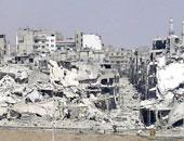 ناشطون سوريون: مقتل 27 شخصا فى قصف على مناطق بجسر الشغور