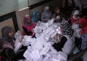 وكيل وزارة التضامن بكفر الشيخ: 1200 وجبة يومية في خيم رمضانية