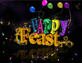 Happy feast