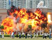 مصرع 6 أشخاص فى انفجار بمصنع وسط الصين
