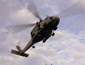 تحطم مروحية تابعة للقوات البحرية الأمريكية إثر سقوطها فوق حاملة طائرات