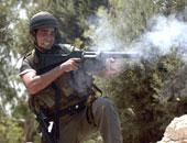 الاحتلال الإسرائيلى يستهدف المزارعين الفلسطينيين بقطاع غزة
