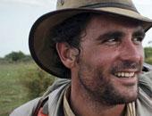 """بالفيديو..الرحالة البريطانى """"وود"""" يُنهى رحلته مع نهر النيل ببوغاز رشيد"""