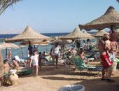 انخفاض معدل الإشغال السياحى فى شرم الشيخ دون الـ30% بسبب السياحة الروسية