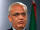 صائب عريقات يطلع القنصل اليونانى على آخر تطورات القضية الفلسطينية