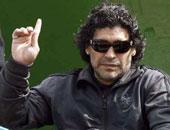 """مارادونا: ميسي """"عبقرى"""".. وأثق فى تخلص إنفانتينو من فساد الفيفا"""