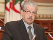 """رئيس الحكومة الجزائرية: أطراف """"مجهولة"""" حاولت زعزعة استقرار البلاد"""