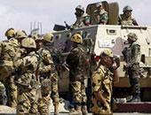 مقتل 3سيدات وإصابة 6أشخاص فى سقوط قذيفةواشتباكات بين الأمن وإرهابيين برفح