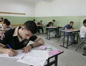 بدء امتحان الجغرافيا لطلاب الثانوية العامة بالنظام القديم