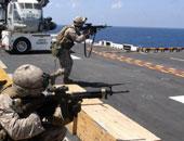 اليونان تبدأ مناورات عسكرية مشتركة مع الولايات المتحدة