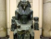 صور.. معجزات الأجداد.. لماذا يعتبر تمثال الملك خفرع أهم كنوز متاحف العالم؟
