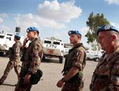 اليونيفيل: دعم الجيش اللبنانى يمثل أولوية في عمل قوات حفظ السلام