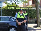الشرطة الهولندية تحتجز شخصا على خلفية إطلاق النار على سفارة السعودية بلاهاى