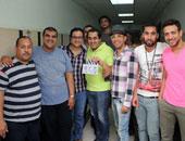 """بالفيديو.. أسرة """"حارة مزنوقة"""" تستعين بصوت المعزول محمد مرسى"""