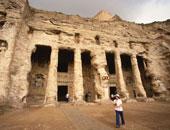 اكتشاف مقبرة قديمة تعود لنحو ألفى عام شمالى الصين
