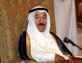أمير الكويت يرسل برقية تعزية للرئيس السيسي فى شهداء حادث سيناء