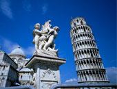 علماء يكشفون سبب صمود برج بيزا المائل أمام الزلازل على مدار قرون