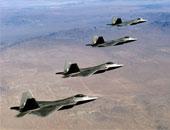 للمرة الـ 10 العام الجارى ..مقاتلات أمريكية تعترض 4 طائرات استطلاع روسية
