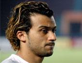 """إبراهيم سعيد على """"تويتر"""": """"كنت بنزل الملعب بدبوس وأشك اللعيبة"""""""
