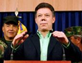 رئيس كولومبيا يمد وقف إطلاق النار مع متمردى فارك حتى آخر العام