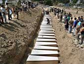 العثور على مقبرة جماعية فى المكسيك
