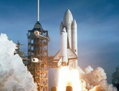 خزان وقود مكوك فضاء يبدأ رحلته إلى متحف فى لوس أنجلوس