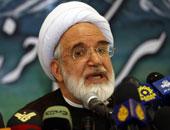 نقل زعيم المعارضة الايرانية مهدى كروبى إلى المستشفى بعد إضرابه عن الطعام