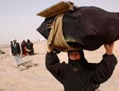 """""""العمل العراقية"""" توقع مذكرة تفاهم مع """"الدولية للهجرة"""" لمساعدة النازحين"""