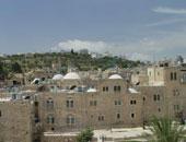 """مستوطنون يهود يعيدون بناء """"كنيس"""" فى الخليل تم هدمه عشرات المرات"""