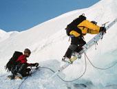 مصرع 4 من متسلقى الجبال فى شمال القوقاز