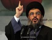 حسن نصرالله: نستطيع ضرب أهداف إسرائيلية بما فيها المفاعلات النووية
