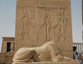 """اكتشافات أثرية تعود للحضارات المروية بمعبد """"جبل الركل"""" شمال السودان"""