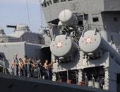 انطلاق مجموعة سفن روسية فى دورية بعيدة تشمل المحيط الهندى