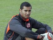 إصابة أحمد عادل فى العضلة الأمامية وخضوعه للأشعة غداً