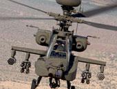 مروحية إسرائيلية تقصف أهدافا فى مرتفعات الجولان السورية