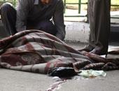 مصرع عامل سقط من الطابق الرابع فى منور لعقار بالمعصرة