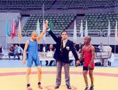 «عبدالرحمن» بطل أفريقيا فى المصارعة ينتظر البطولة الأوليمبية حتى يرفع رأس والده