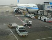 تعطيل عمل الخطوط الجوية الكويتية لسوء الأحوال الجوية
