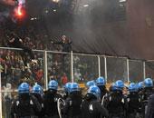شرطة صربيا وجيشها يشكلان دوريات حدودية مشتركة لكبح الهجرة