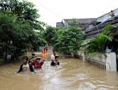 ارتفاع حصيلة ضحايا الانهيارات الأرضية فى إندونيسيا لـ15 قتيلا (تحديث)
