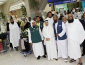 مطار الملك عبد العزيز السعودى يستقبل رحلة أمريكية تقل 168 حاجاً