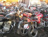 """سقوط عصابة تسرق الدراجات النارية بكسر """"القفل"""" في بورسعيد"""