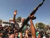 """فى أول ظهور علنى له.. الرئيس الجديد لـ""""حماس"""" يفتتح مسجد جنوب قطاع غزة"""